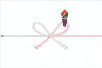 慶事のし・蝶結び